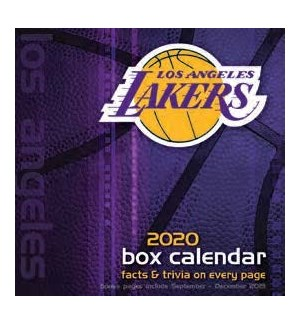 BXCAL/Los Angeles Lakers