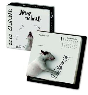 BXCAL/Jimmy The Bull