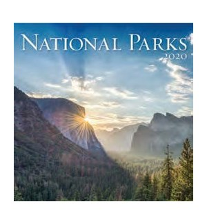 MINICAL/National Parks