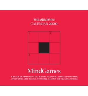 BXCAL/The Times Mind Games