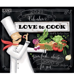 DECORCAL/Love to Cook