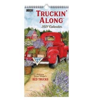 VRTWCAL/Truckin' Along