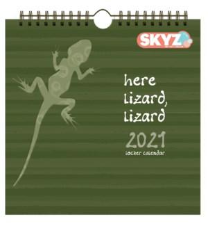 LKRCAL/Here Lizard, Lizard