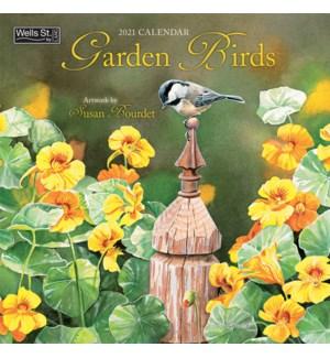 WALCAL/Garden Birds