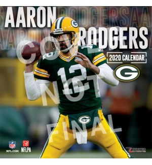PLRWCAL/Packers Aaron Rodgers