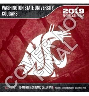 TWCAL/Washington State Cougar
