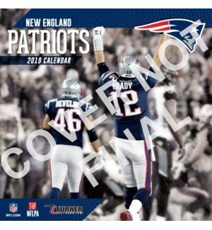 TWCAL/New England Patriots