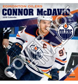 PLRWCAL/Oilers Connor Mcdavid