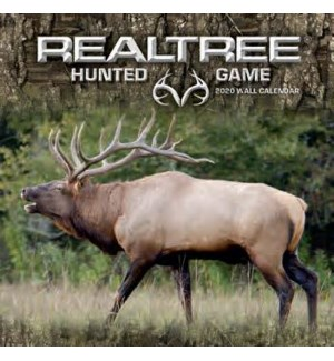 WALCAL/Realtree Hunted Game