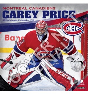 PLRWCAL/Montreal Carey Price