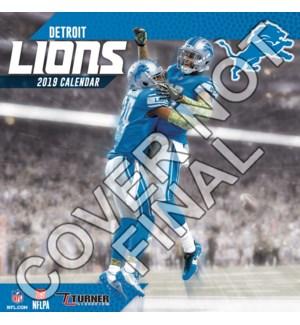 MINIWAL/Detroit Lions