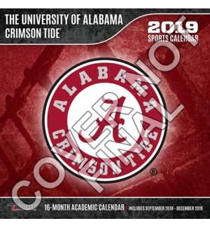 MINIWAL/Alabama Crimson Tide