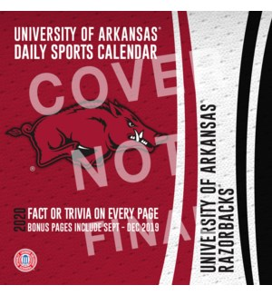 BXCAL/Arkansas Razorbacks