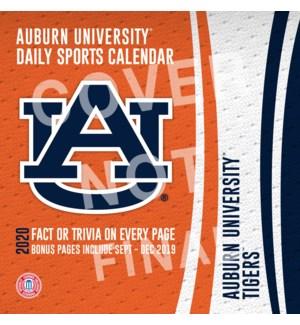 BXCAL/Auburn Tigers