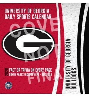 BXCAL/Georgia Bulldogs