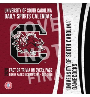 BXCAL/South Carolina Gamecock