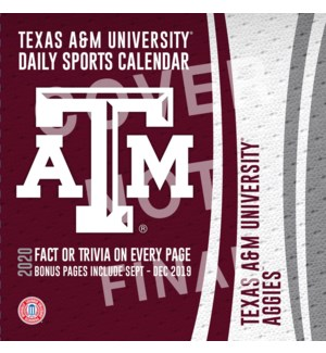 BXCAL/Texas A And M Aggies