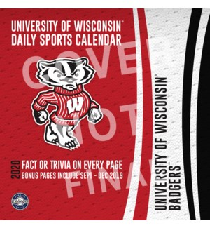 BXCAL/Wisconsin Badgers