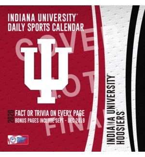 BXCAL/Indiana Hoosiers