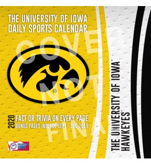 BXCAL/Iowa Hawkeyes