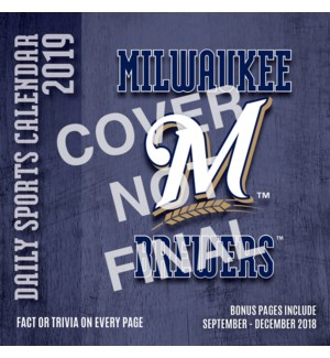 BXCAL/Milwaukee Brewers