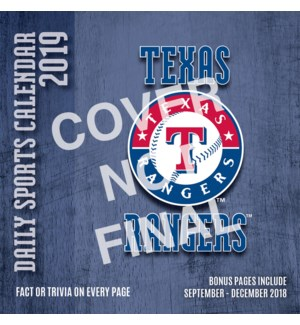 BXCAL/Texas Rangers