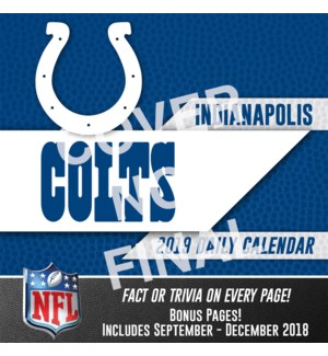 BXCAL/Indianapolis Colts