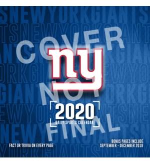 BXCAL/New York Giants