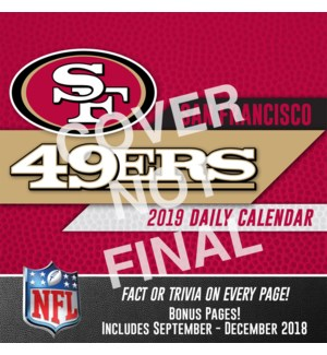 BXCAL/San Francisco 49Ers