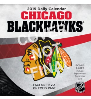 BXCAL/Chicago Blackhawks