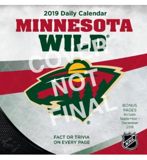 BXCAL/Minnesota Wild
