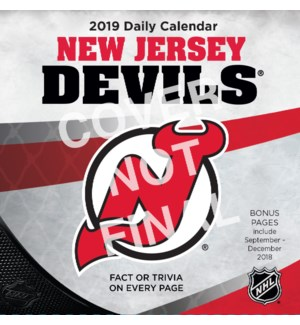 BXCAL/New Jersey Devils