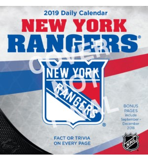 BXCAL/New York Rangers