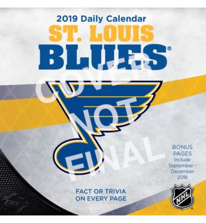 BXCAL/St Louis Blues