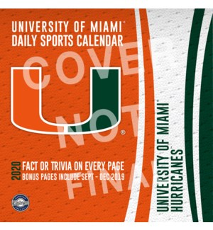 BXCAL/Miami Hurricanes