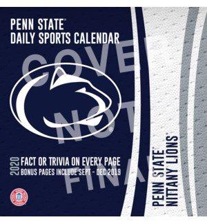 BXCAL/Penn State Nittany Lion