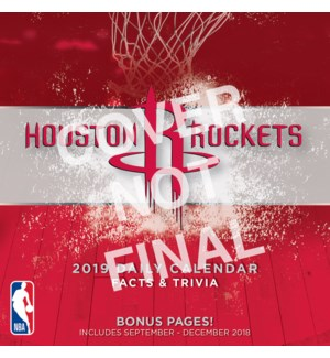 BXCAL/Houston Rockets