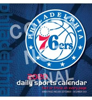 BXCAL/Philadelphia 76Ers