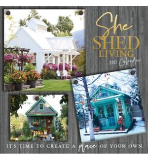 WALCAL/She Shed Living