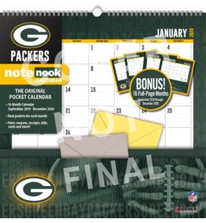 NNOOKCAL/Green Bay Packers