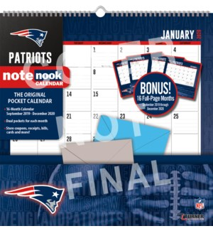 NNOOKCAL/New England Patriots