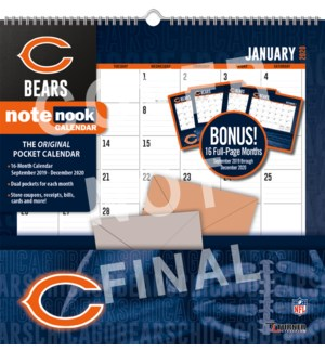 NNOOKCAL/Chicago Bears