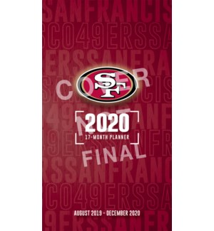 17MPLN/San Francisco 49Ers