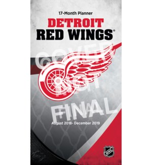 17MPLN/Detroit Red Wings