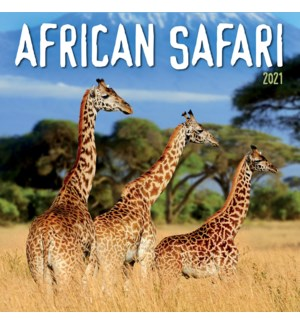 PHTWCAL/African Safari