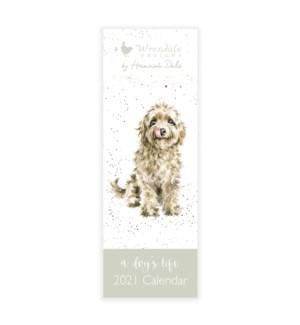 CAL/2021 Dog's Life Slim
