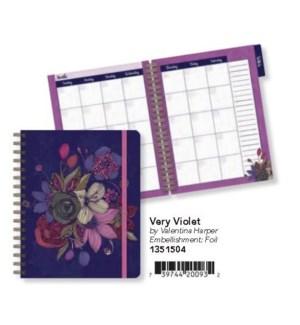 PLANNERJOURNAL/Very Violet