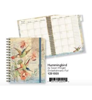 PLANNERJOURNAL/Hummingbird
