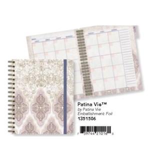 PLANNERJOURNAL/Patina Vie