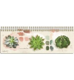 WEEKLYPLANNER/Succulent Study